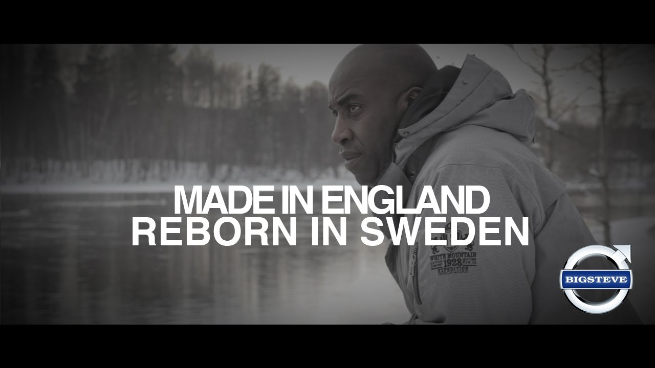 VOLVO Commercial BIG STEVE | Made by Sweden | XC70 | ZLATAN PARODY