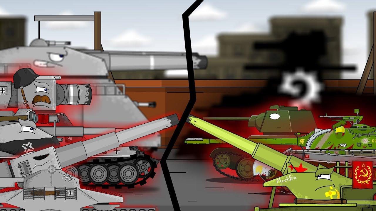 Тор-3 серии - мультики про танки