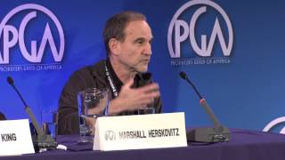 Pitching Films: tips from Mark Gordon & Marshall Herskovitz