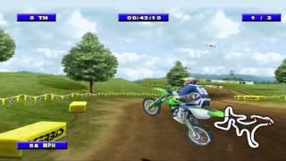 Championship Motocross 2001 feat Ricky Carmichael - 250 Championship 06 Unadilla