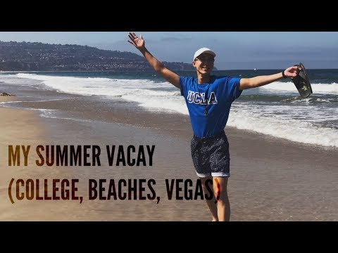 VISITING UC BERKELEY + UCLA // VLOG