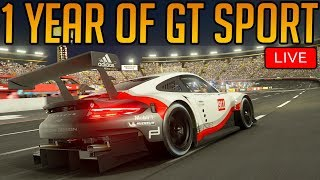 Gran Turismo Sport: 1 Year Anniversary
