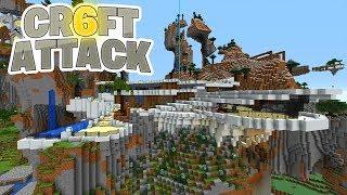 Rundtour! Alles was ich gebaut habe in 100 Folgen! - Minecraft Craft Attack 6 #102 - SparkofPhoenix