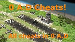 0 A.D All Cheats!