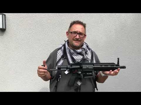 Specna Arms SA H01, Assault Rifle Airsoft deutsch german softair.zone unboxing review DAUERWERBUNG