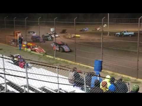 Steven Bowers Jr 4-27-17 A feature 2nd place at Salina Speedway