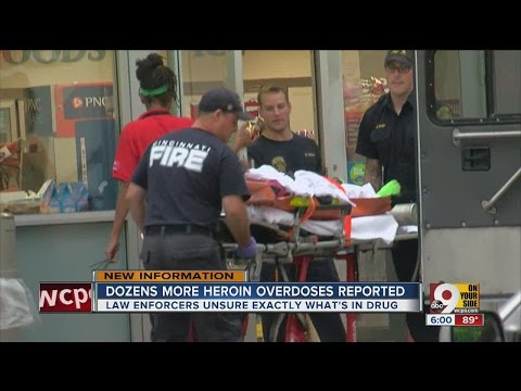 Heroin overdoses climb to 78, three fatalities in Cincinnati and Hamilton County, police say