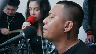 ช่วยกอดฉันที - Rapper Tery [Live Session] Feat. The Sticker Machine