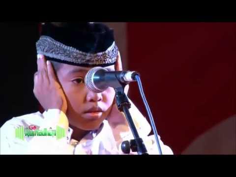 Subhanaullah, muadzin cilik indonesia mirip adzan madinah   YouTube