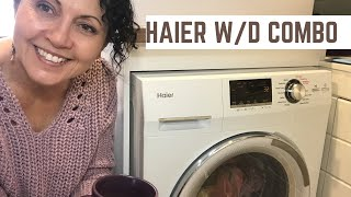 Haier Washer/Dryer Ventless Co…