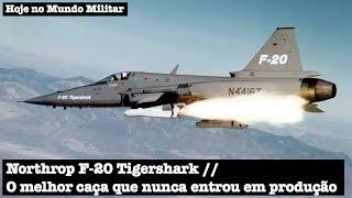 F-20 Tigershark, o melhor caça que nunca entrou em produção