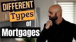 Different Mortgages Types Explained: Insured vs conventional
