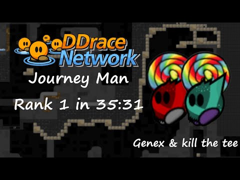 Teeworlds - Journey Man Rank 1