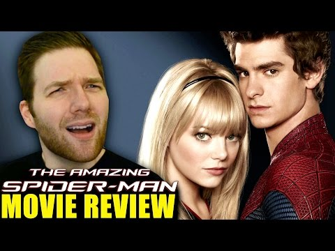 The Amazing Spider-Man - Movie Review