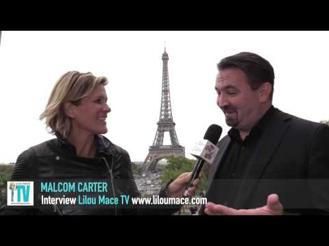 Malcom Carter, producer of the CONNECTED UNIVERS on Nassim Haramein