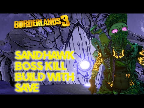 BORDERLANDS 3: MELT M10 BOSSES WITH EASE! SAVE FILE INCLUDED