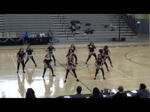 Van Nuys Middle School Dance Masters 12-01-12