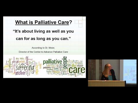 Common Read: Palliative Care Vs. Hospice Care