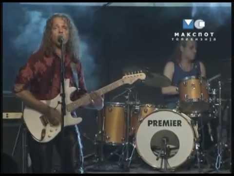 Coen Wolters Band In Skopje Macedonia