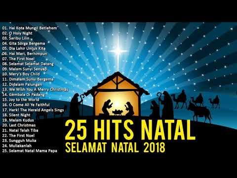 25 Lagu Natal Terbaru 2018 Terpopuler Sepanjang Masa