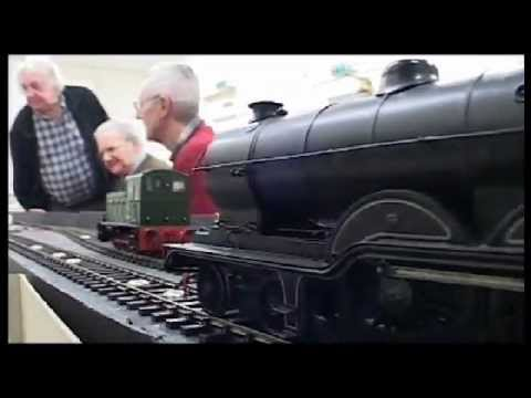 Romford Model Railway Society O Test Track