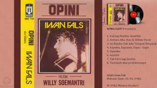 Video IWAN FALS - Full Album OPINI 1982 Full Lirik HQ download MP3, 3GP, MP4, WEBM, AVI, FLV Juli 2018