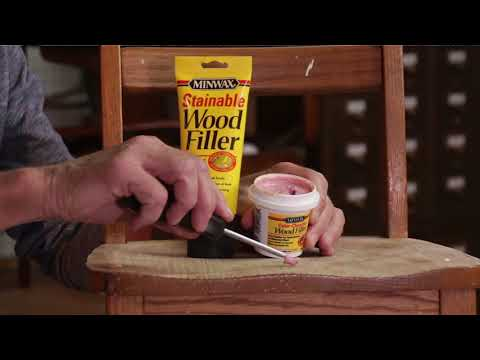 Best Wood Products for Small Repairs | Minwax