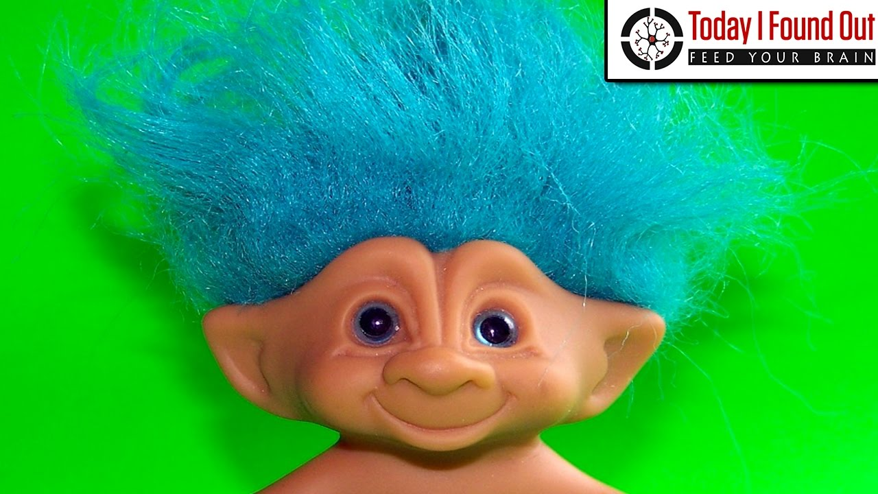 The Story Of Troll Doll