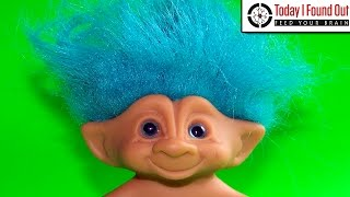 The Story of the Troll Doll