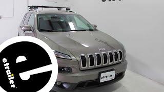 Yakima Roof Rack Review - 2016 Jeep Cherokee