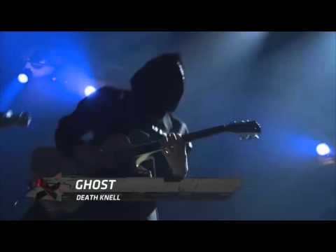 Ghost-Death Knell ( Live Argentina 2014)