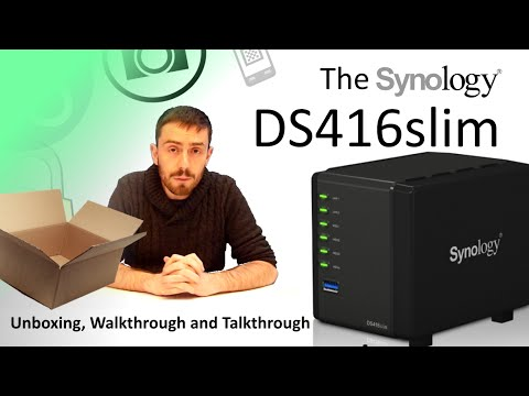 the-synology-ds416slim-micro-nas-unboxing,-walkthrough-and-talkthrough-with-span.com-and-spantv