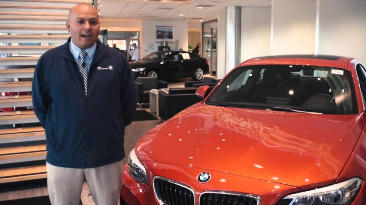 About Habberstad BMW of Bay Shores Carlos Villegas  YouTube