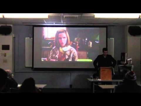 Cinema Studies Lecture