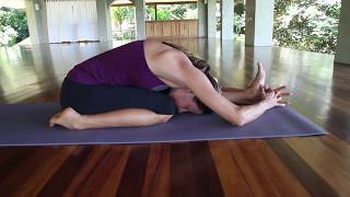 Yoga Sequencing: Seated Forward Folds
