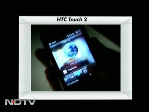 First look: HTC Touch 2