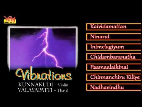 CARNATIC INSTRUMENTAL | VIBRATIONS | KUNNAKUDI VAIDYANATHAN & VALAYAPATTI | JUKEBOX