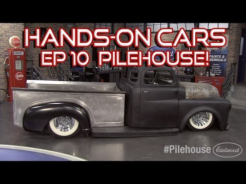 How To Build a Pickup Truck Bed + SEMA on Hands-On Cars 10 - Eastwood