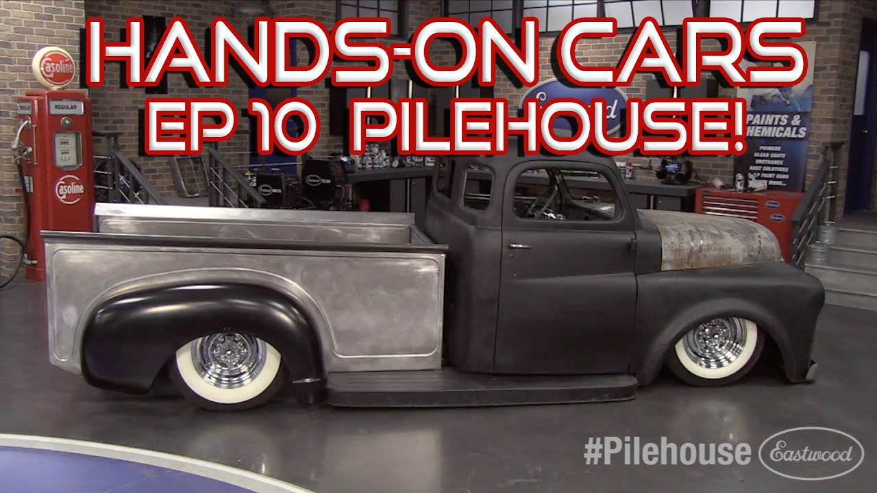 How To Build a Pickup Truck Bed  SEMA on HandsOn Cars 10  Eastwood  YouTube