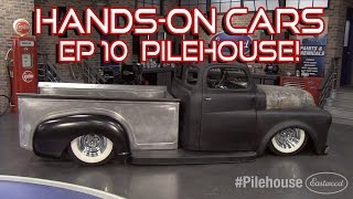Hands-on Cars 10 - How To Build A Pickup Truck Bed + Sema - Eastwood