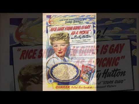 Quaker Oats Radio Commercial, 1/10/1944
