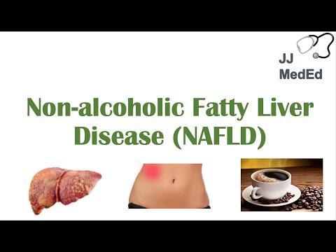 Non-Alcoholic Fatty Liver Disease, Risk Factors, Symptoms (ex. Fatigue), Treatment (ex. Coffee)