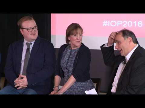 IOP-The Road to the 2016 Presidency