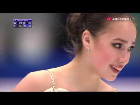 2019 WC Alina Zagitova SP ESP
