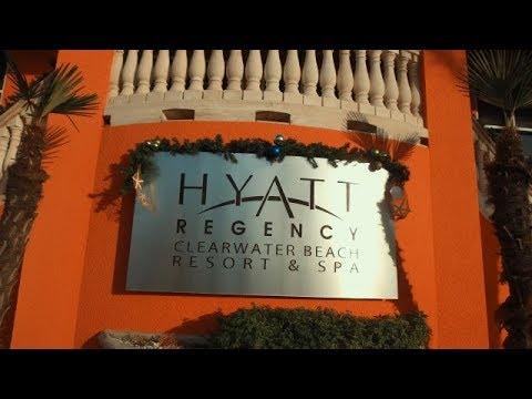 (4K) HAYATT  REGENCY - CLEARWATER BEACH