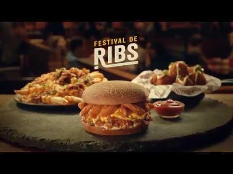 Festival de Ribs Outback - 2018