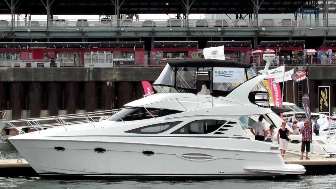 2011 Silverton 38 Sport Bridge Motor Yacht Exterior And