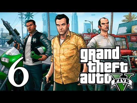 """Grand Theft Auto V   En Español   Capítulo 6 """"El trabajo de la joyería"""" thumbnail"""