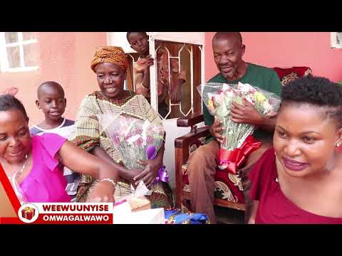 MaryNad based in London surprised her loved ones in Nakifuma with HopeShifah #Startv #Surprise