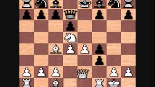 Brilliant Chess Miniatures: Adolf Anderssen vs Johannes Zukertort